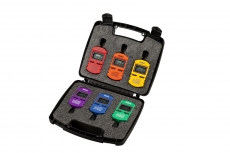 6-Pack Stopwatch Case