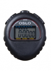 OSLO M427 All Purpose Stopwatch-Black