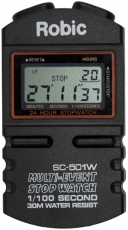 SC-501W Event, Lap & Split Stopwatch