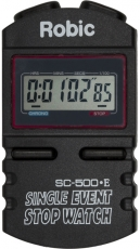 SC-500E Single Event, Silent/Audible Stopwatch