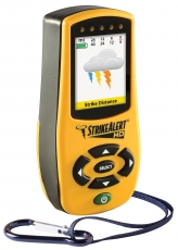 M847 StrikeAlert HD-Lightning Detector