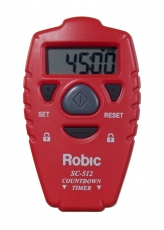 SC-512 Countdown Timer-Red