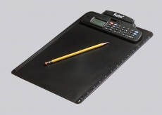 M457 Clipboard with Calculator & Stopwatch